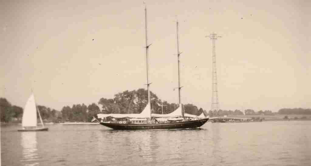 1958 Sommer - Weser detail2