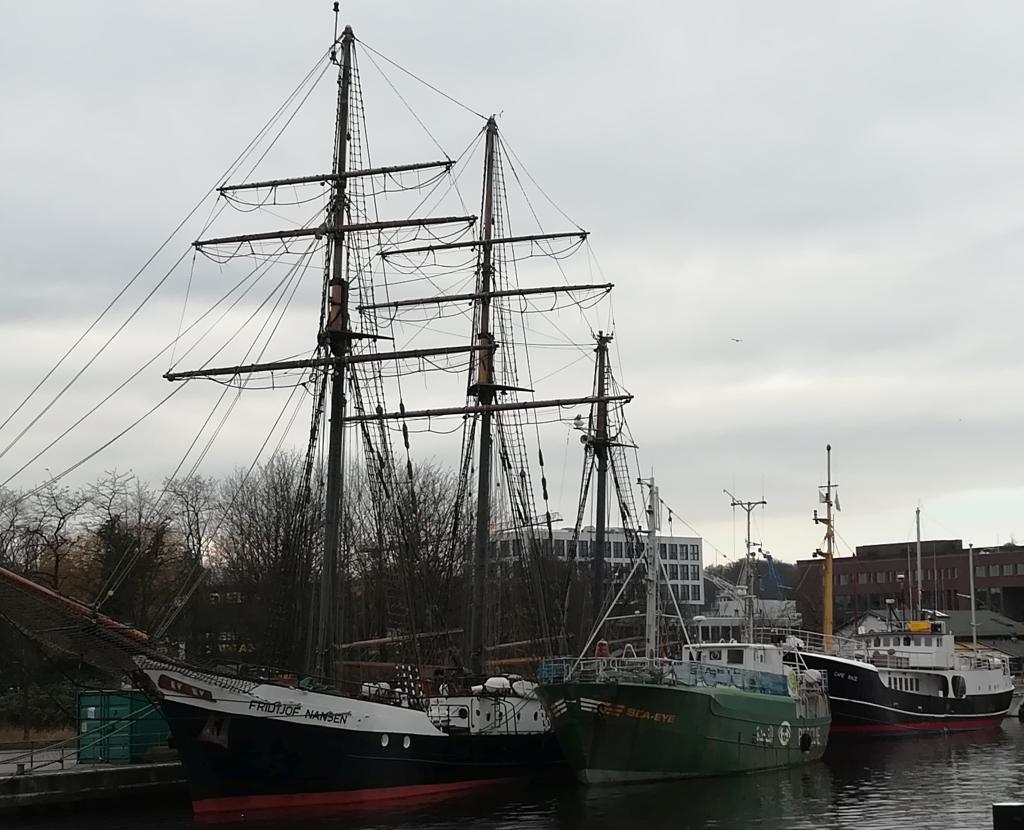 2021_01_23 Im Harburger Hafen