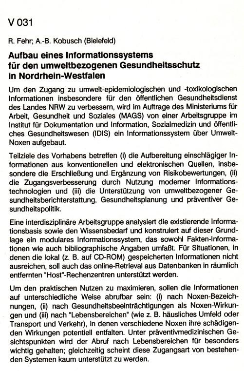 90_05a Fehr & Kobusch 1990 Abstract DGSMP