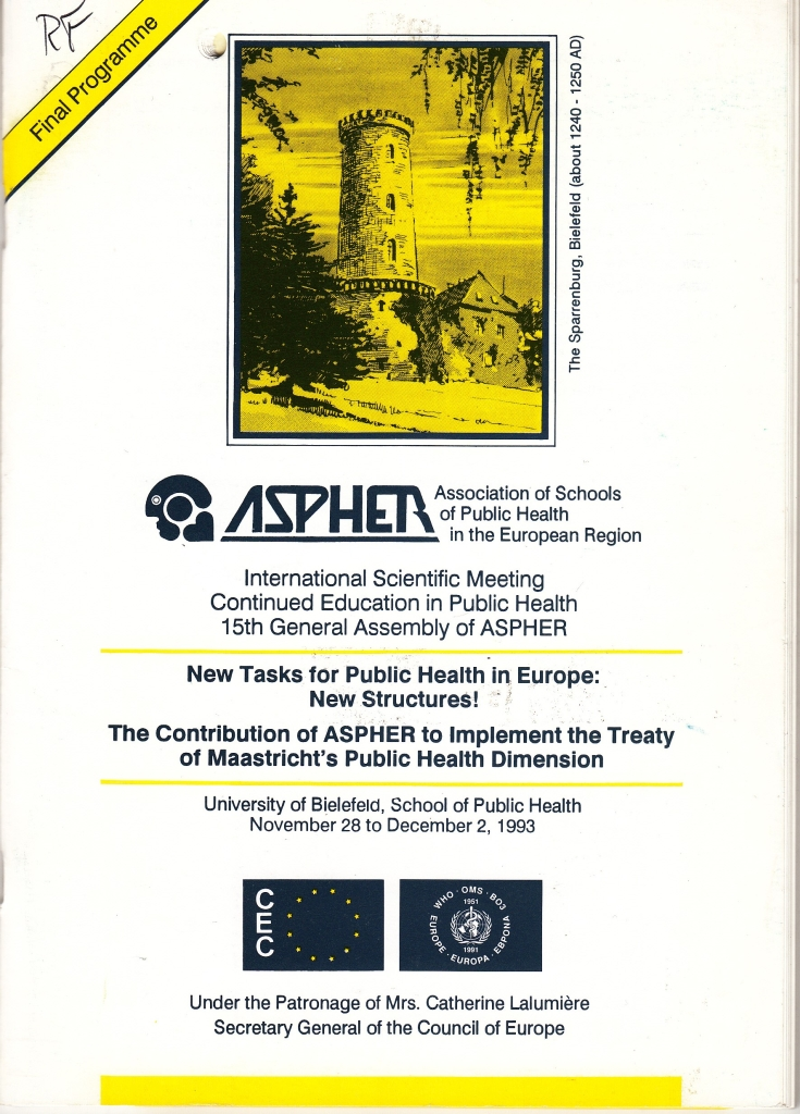 93-17&18 ASPHER 1993_11_28