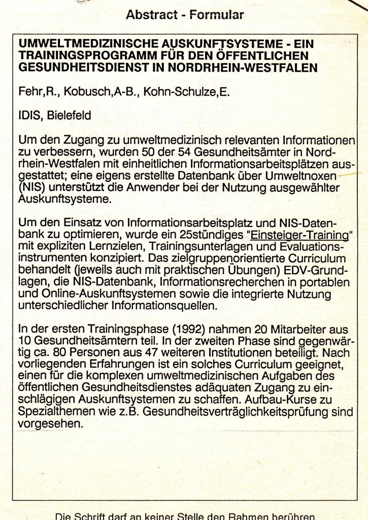 93_04 RF et al U'med Ausk.systeme 1993_09_08-11