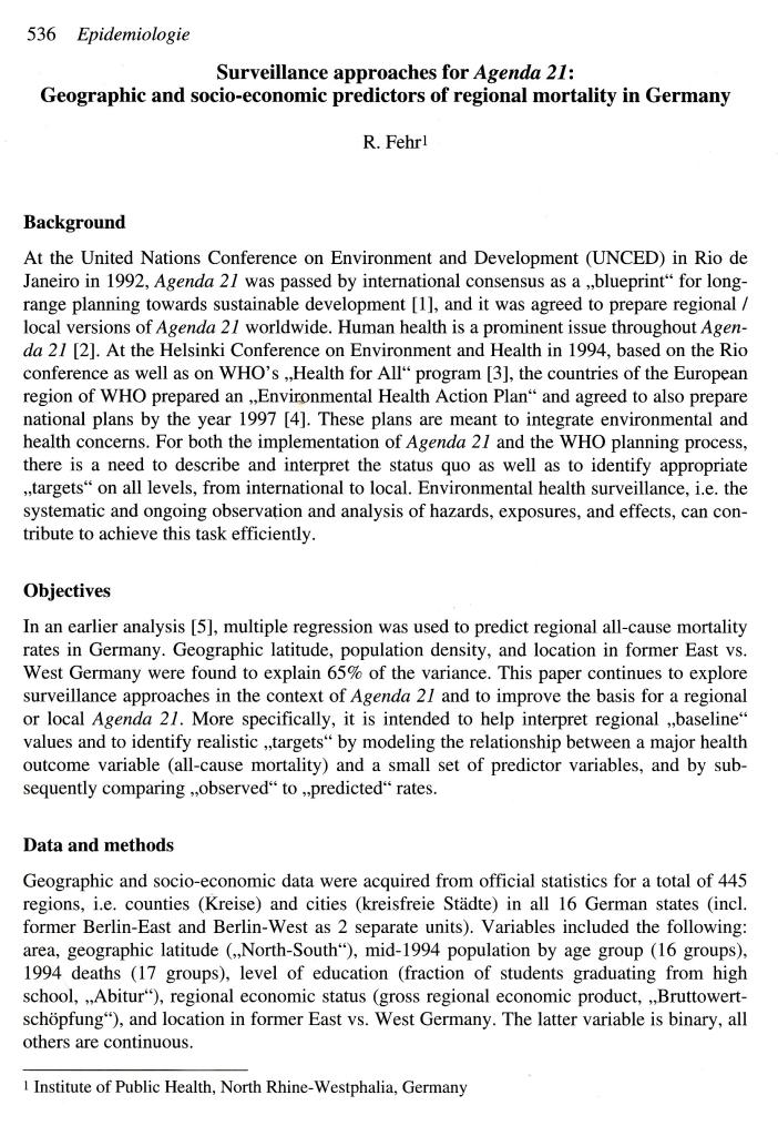 96_47 RF Surveill for Agenda21 p.536 GMDS 1997_09