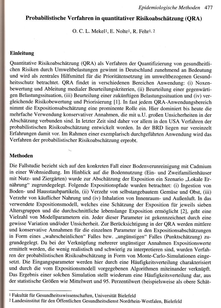 97_10 Mekel et al Probab QRA GMDS 1997_09