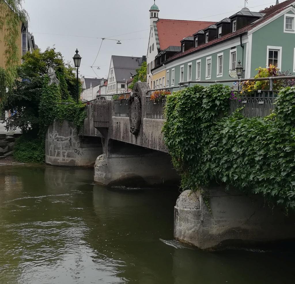 2021_07_17 Fürstenfeldbruck, Amperbrücke