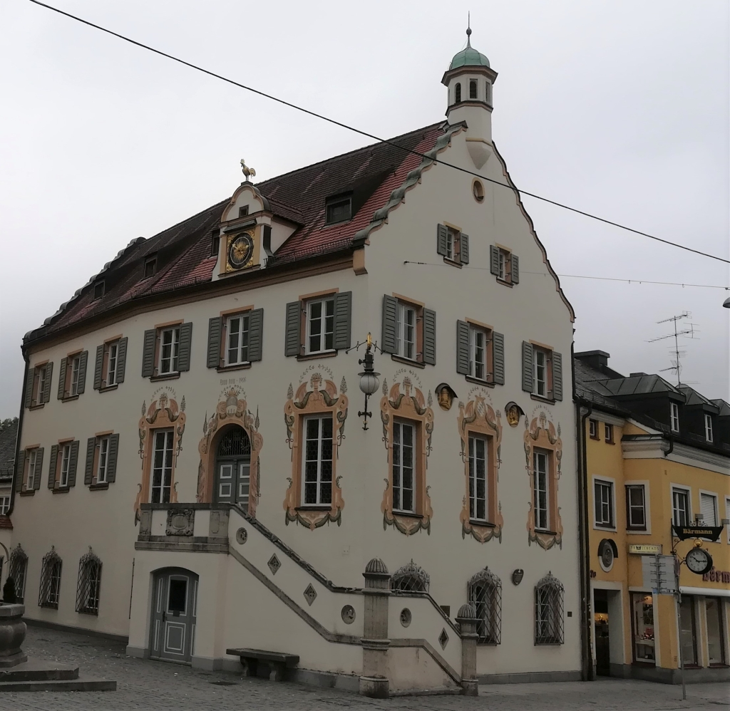 2021_07_17 Fürstenfeldbruck, Altes Rathaus