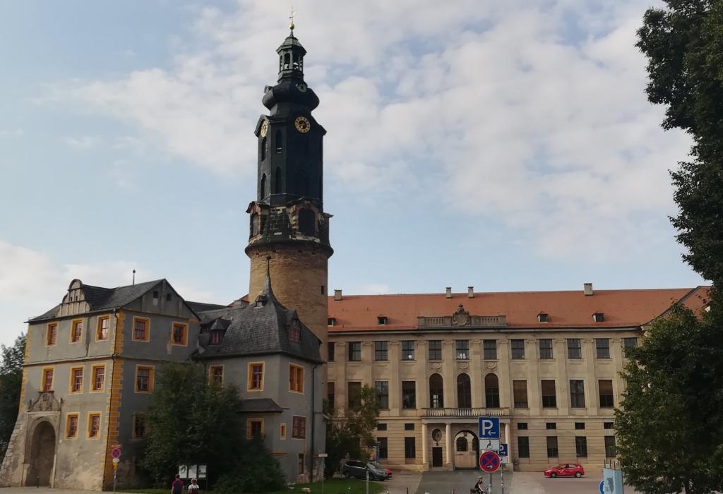 2021_07_22 Weimar, Stadtschloss