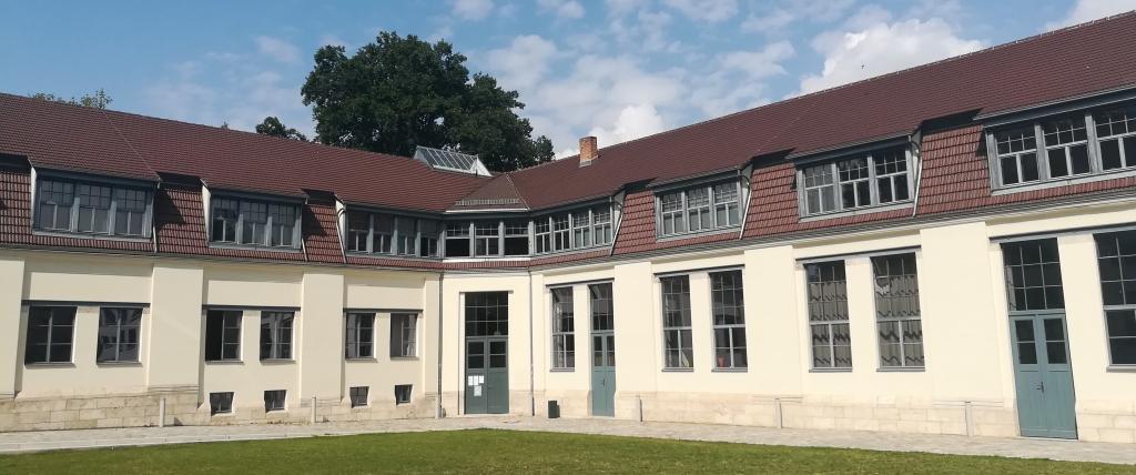 2021_07_23 Weimar, Bauhaus-Universität, van-de-Velde-Bau