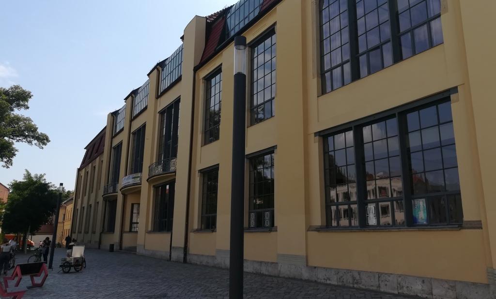 2021_07_23 Weimar, Bauhaus-Universität