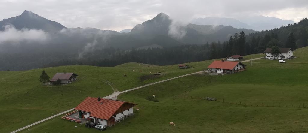 2021_09_21 Vom Heuberg oberhalb Daffnerwald-Alm