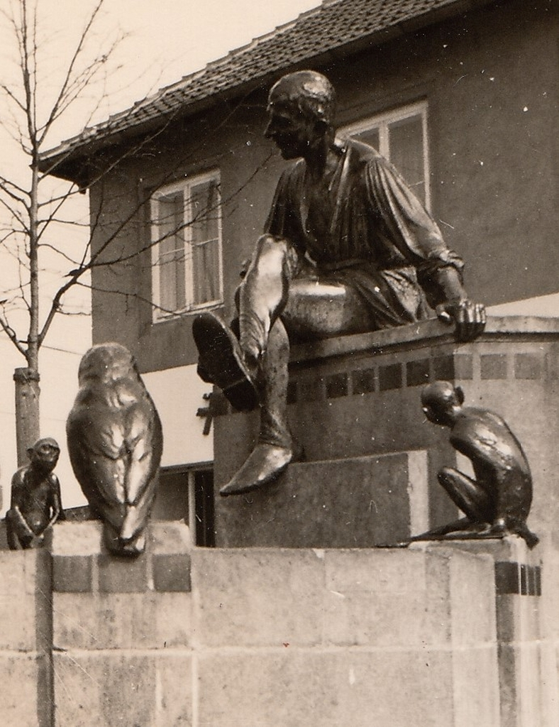 1956 - Braunschweig Eulenspiegelbrunnen