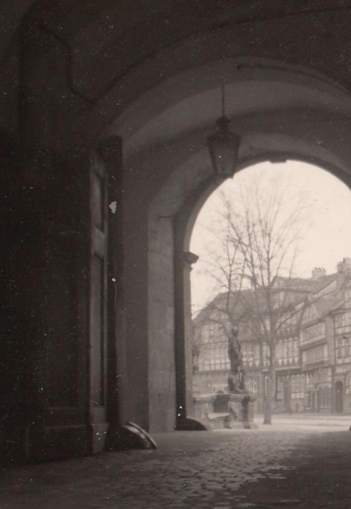 1956 - Wolfenbüttel detail