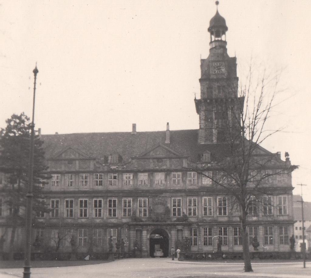 1956 - Wolfenbüttel Schloss