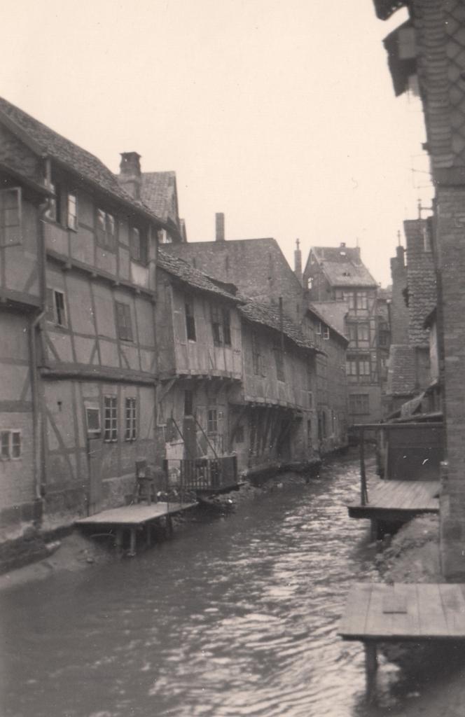 1956a - Wolfenbüttel Klein-Venedig an der Oker